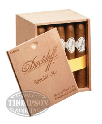 DAVIDOFF SPECIAL SERIES DOUBLE R CONNECTICUT DOUBLE CORONA