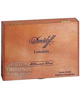 Davidoff Millennium Blend Robusto Sun Grown