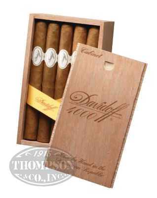 DAVIDOFF THOUSAND SERIES 4000 CONNECTICUT LONSDALE