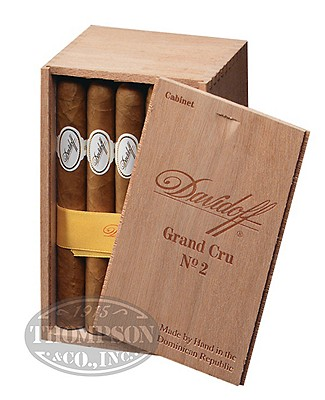 Davidoff Grand Cru Series No.2 Connecticut Corona