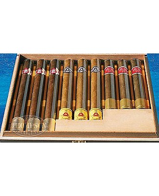 9 Cigar Crystal Collection Sampler