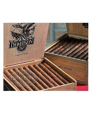 Thompson Dominican Tranquilo Vanilla Natural Gran Corona Vanilla
