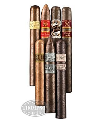 Best Of Rocky Patel 7 Cigar Sampler