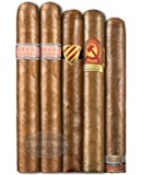 BEST OF THE CIGAR AGENCY 5 CIGAR SAMPLER