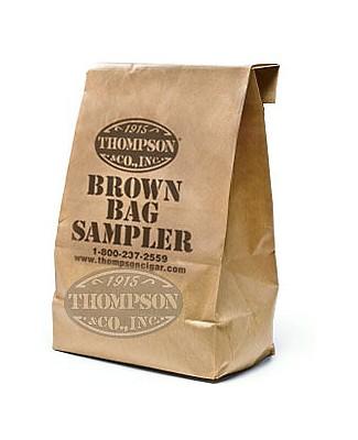 Brown Bag 20 Cigar Sampler