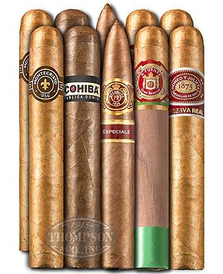 The Dream Team Ten Cigar Sampler