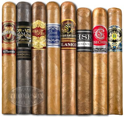 Eight Cigars Sampler
