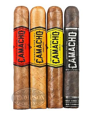 Camacho Four Cigars Robusto