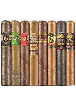 CIGAR SUPER EIGHT SAMPLER