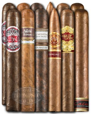 Habano Heavyweights 12 Cigar Sampler
