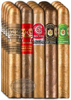 WORLD CLASS TWENTY SAMPLER