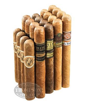 Mild To Medium Super Premium 20 Cigar Sampler
