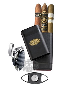 POCKET TRAVELER CIGAR SET COMBO