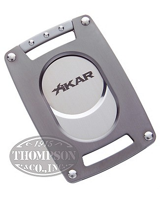 Xikar Ultra Slim Cutter Gunmetal