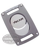 Xikar Ultra Slim Cutter Gunmetal