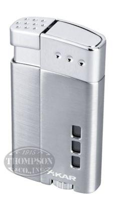 Photo of Xikar Escalade Silver Lighter