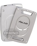 Xikar Ultra Silver Cutter/Lighter Combo