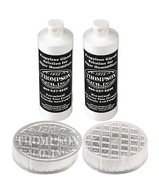 Tc Crystal Humidifier 50 & Solution