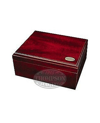 Cherrywood Humidor 25-Ct Capacity