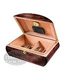 LITTLE DOME WALNUT HUMIDOR