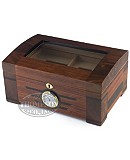 Art Deco 60 Count Humidor