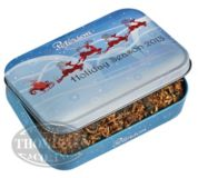 Peterson Pipe Tobacco Holiday Tobacco 2013 Collection