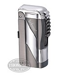 LUCIENNE CONCORD DUAL FLAME LIGHTER GUNM