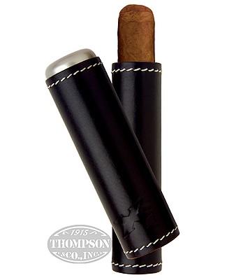 Xikar Envoy Single Cigar Case Black