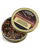 SAVINELLI BLACK CAVENDISH BLEND PIPE TOBACCO TINS