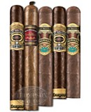 ALEC BRADLEY 90 RATED CIGAR SAMPLER