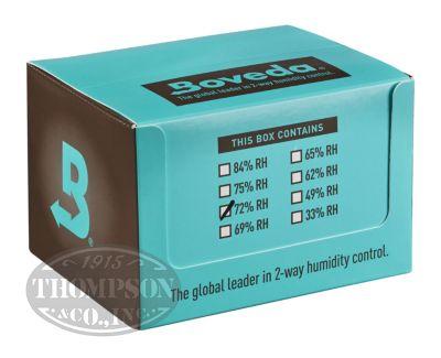 Image of Boveda Humidipak 72% Humidity 12 Pack Cube