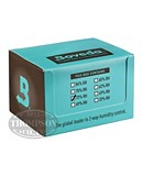 Boveda Humidipak 72% Humidity 12 Pack Cube