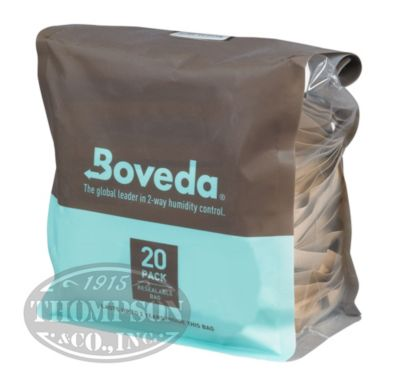 BOVEDA HUMIDIPAK 72% 20 PACK HUMIDITY PA