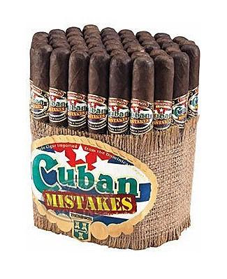 Cuban Mistakes Double Corona Maduro