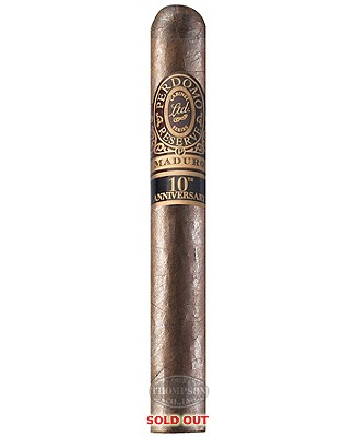 Perdomo 10th Anniversary Robusto Maduro Single
