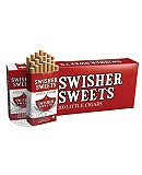 SWISHER SWEETS LITTLE CIGARS 2-FER NATURAL FILTERED CIGARILLO MENTHOL