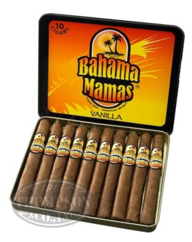 BAHAMA MAMAS TINS NATURAL CIGARILLO BLACKBERRY