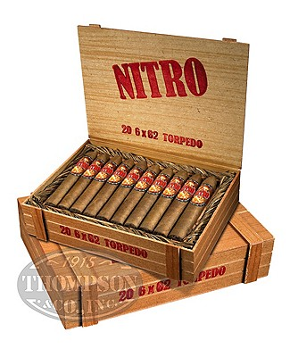 Nitro 2-Fer Java Torpedo No. 2 Infused
