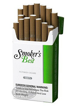 Smokers Best Menthol Little Cigars Reviews