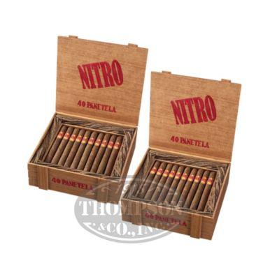Photo of Nitro 2-Fer Java Panetela Infused