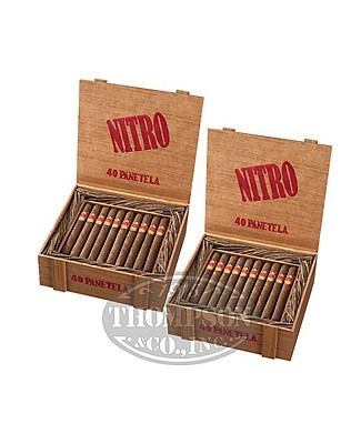 Nitro 2-Fer Java Panetela Infused