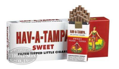 Photo of Hav-A-Tampa Filtered Tip Natural Cigarillo Sweet