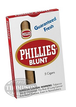 PHILLIES BLUNT NATURAL PETITE CORONA
