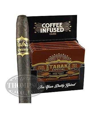 Tabak Especial Cafecita Negra Coffee Maduro Cigarillo