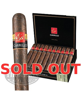 E.P. Carrillo Core Golosos Maduro Gordo
