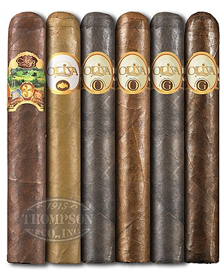 Oliva Super Six Sampler