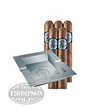 Macanudo Cru Royale Collection With Ashtray Gigante