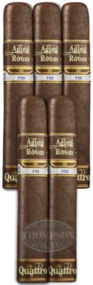Image of Aging Room Quattro Vibrato Box Pressed Sumatra Toro 5 Pack