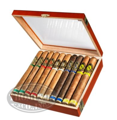 VICTOR SINCLAIR 55 SERIES 20 CIGAR SAMPLER PLUS 55 SERIES 10 PACK SAMPLER