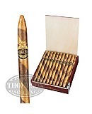 Dolce Vita Barber Pole Dual Wrappers Lancero Coffee Light